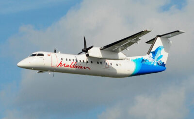 Maldivian Airlines online check-in
