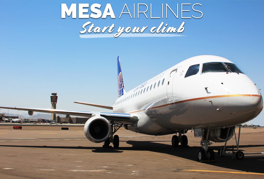 Mesa Airlines Online Check in