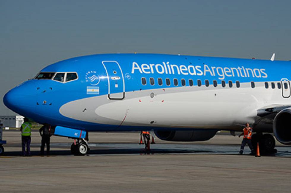 Aerolineas Argentinas web check-in