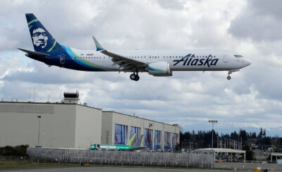 Alaska Airlines web check-in