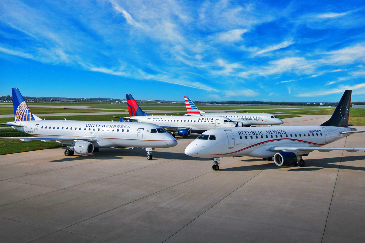 Republic Airlines online check in