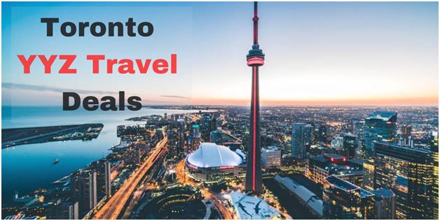international flights to Toronto