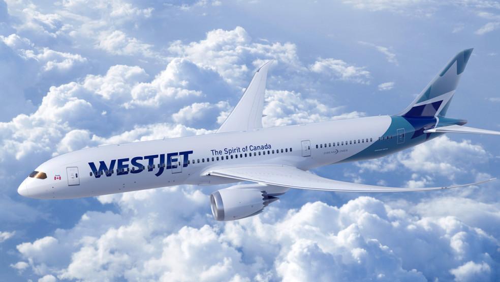 westjet web check in