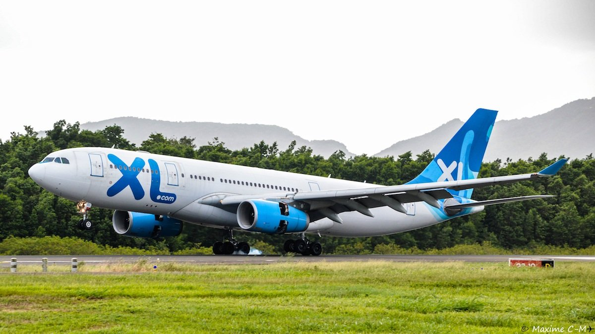 XL Airways web Check in