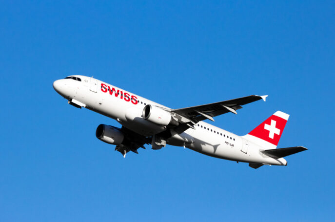 swiss air web check in