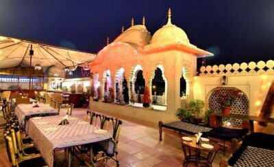 cabin cafe agra