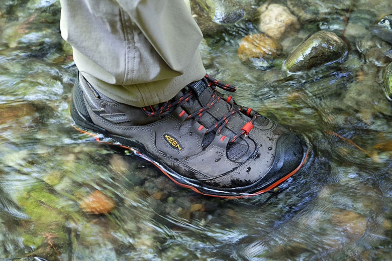 Keen Durand Mid Hiking Boots For Wide Feet