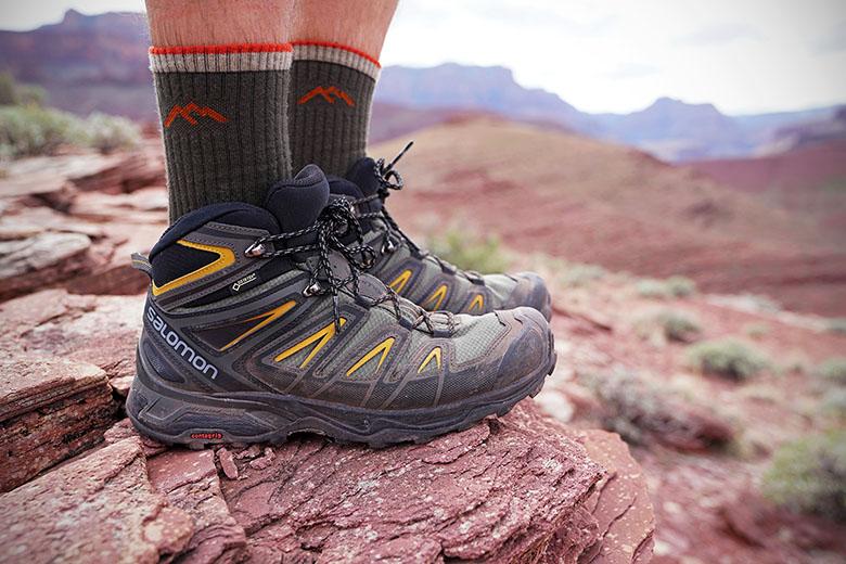 Salomon Men's X Ultra Mid 2 GTX hiking boots
