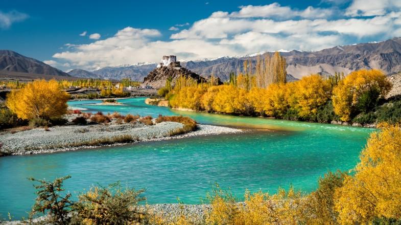 Ladak famous for