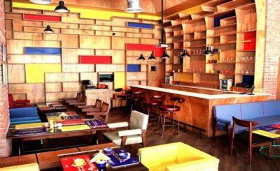 Private cabin cafe chandigarh