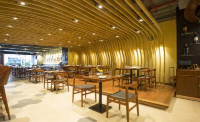 Private cabin cafe haridwar