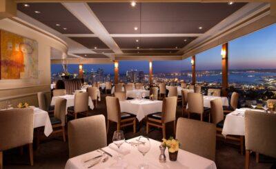 romantic restaurants in san diego