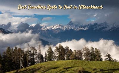 Popular places in Uttarakhand