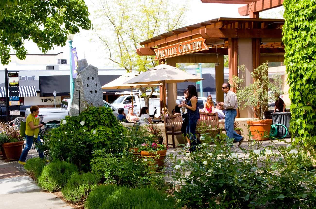 Restaurants in Healdsburg for lunch